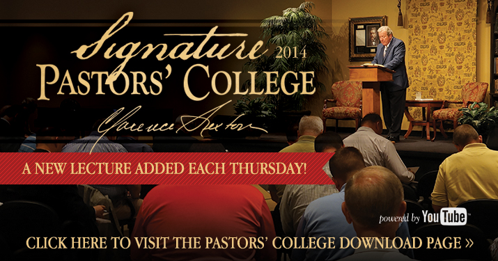 Pastors' College Download