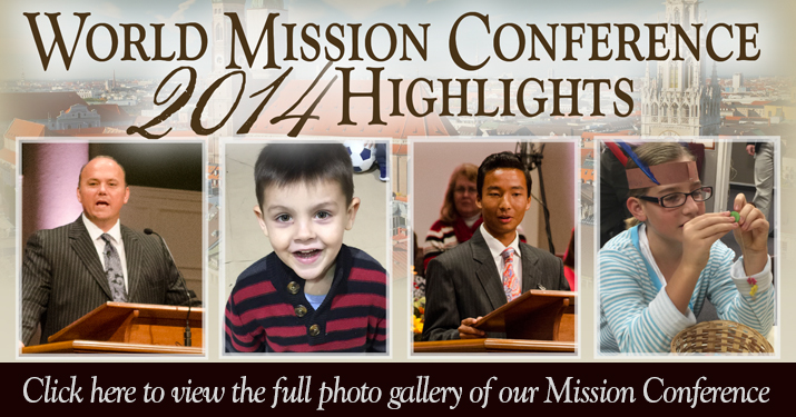 World Mission Conference Highlights